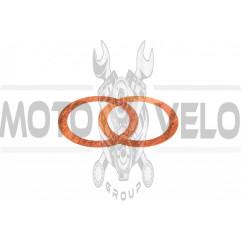 Прокладка головки цилиндра (медь) (пара) ЯВА 350 12V (Турция)