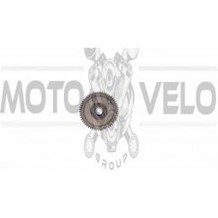 Магнит генератора (ротор)   4T CG125/150   KOMATCU   (mod.A)
