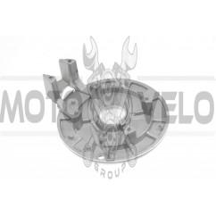Пластина крепления генератора на две катушки   Delta   KOMATCU   (mod.A), шт