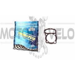 Прокладка головки цилиндра   4T CB200/250   (OHC 165FMM)   KOMATCU   (mod.A)