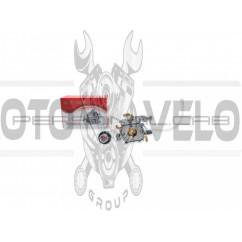Карбюратор б/п   для Goodluck GL4500/5200 (с подкачкой в сборе)   EVO