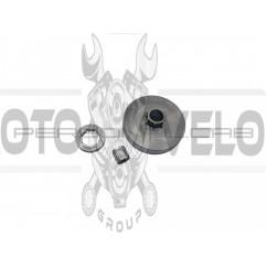 Тарелка сцепления б/п (под съемную звезду)   для Goodluck GL4500   (+звезда, сепаратор)   EVO