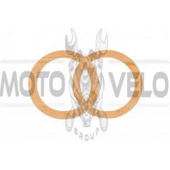 Прокладка головки цилиндра ЯВА 350 12V (медь) (пара) ZEV