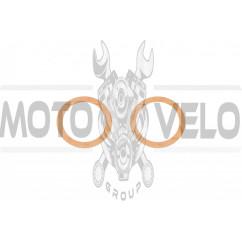 Прокладка головки цилиндра ЯВА 6V (медь) (пара) ZEV
