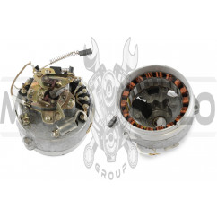 Статор генератора ИЖ ЮПИТЕР 12V (в сборе) SPARK
