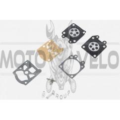 Ремкомплект карбюратора б/п для Goodluck GL4500/5200 (полный) WOODMAN (mod:A)