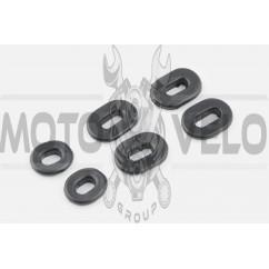 Шайбы резиновые крепления пластика Honda KOMATCU