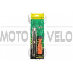 Напильник бензопильный Ø4,8mm (+планка, ручка) SAFELY