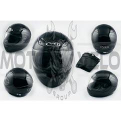Шлем-интеграл (mod:CFP05) (size:L, черный, воротник) VR-1