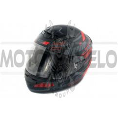 Шлем-интеграл (mod:FF352) (size:XL, черно-серый, ROOKIE) LS-2