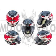 Шлем-интеграл (mod:FF352) (size:XL, черный, RANGER) LS-2