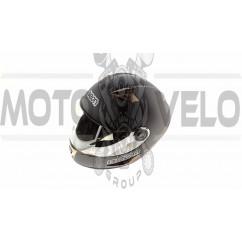 Шлем-интеграл   (mod:B-500) (size:M, черно-коричневый)   BEON