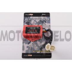 Коммутатор (тюнинг) 4T GY6 50 (красный) STAGE-9