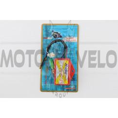 Коммутатор (тюнинг) 2T Stels 50 (1E40QMB) (красный) CHENHAO