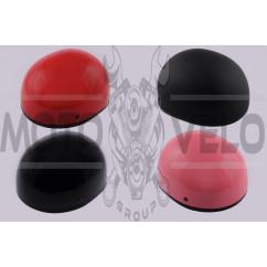 Шлем-каска (mod:803) (моноцветные) DOT