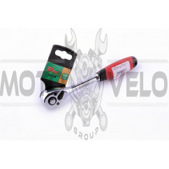 Ключ-трещотка с реверсом 3/8 (mod.1701 D-Tools) LAVITA