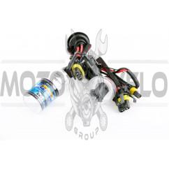 Лампы ксеноновые (пара) H3 (12V 50W DC AMP) 6000K