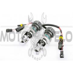 Лампы биксеноновые (пара) H4 (12V 35W DC AMP) 5000K