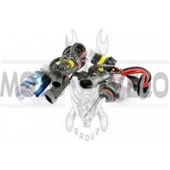 Лампы ксеноновые (пара) HB4 (12V 35W DC AMP) 5000K