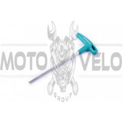 Ключ шестигранник 6 мм YITON