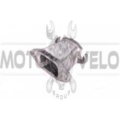 Патрубок карбюратора (коллектор) ИЖ ПЛАНЕТА (алюминиевый) RZ