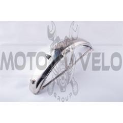 Крыло Delta переднее (хром) KOMATCU (mod:A)