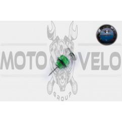 Щуп масла Delta Ø19.0mm, L-75mm (+датчик температуры) (зеленый) KOMATCU