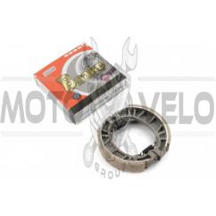 Колодки тормозные (барабан) 4T GY6 50-150 (10/12 колесо) PITON (mod.1)