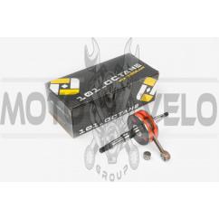 Коленвал Honda DIO AF34 (тюнинг) (HPC- type, полнощекий, +сепаратор) 101_OCTANE
