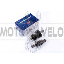 Коробка передач (в сборе) Delta (КПП, под сепаратор) BMB (mod.2)