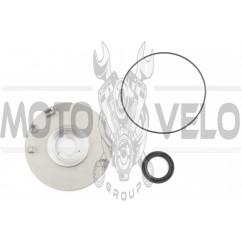 Крышка маслоотделительная Delta (115mm) (+прокладка, сальник) KOMATCU