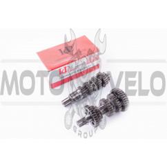 Коробка передач (в сборе) 4T CG150 IDE