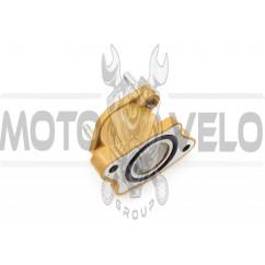 Патрубок карбюратора (коллектор) 4T CB 125/150 (желтый) NJK