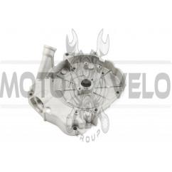 Картер 4T GY6 125/150 (152QMI, 157QMJ) (правая крышка с маслозаливной горловиной) ZZQ