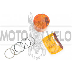 Кольца 4T CB/CG Ø56,50mm (125/140cc STD) TKT