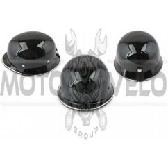 Шлем-каска (mod:D801) (черный) NAZI