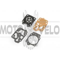 Ремкомплект карбюратора мотокосы 1E44F XINLONG