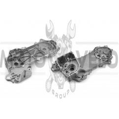 Картер 4T GY6 50 (139QMA) (левый) (12 колесо) SUNY