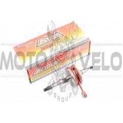 Коленвал Honda DIO AF34 (тюнинг) (полнощекий, +сепаратор) RUIMA