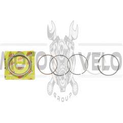 Кольца 4T GY6 150 0,25 (Ø57,75) TORO