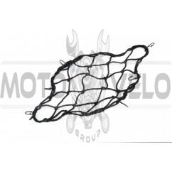 Сетка багажника (паук) (черная) PROBIKER