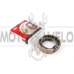 Колодки тормозные (барабан) 4T GY6 50-150 (10/12 колесо) PITON (mod.2)