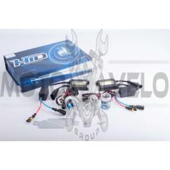 Ксенон (авто) H1 DC 6000K 35W slim HNG