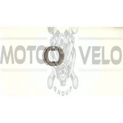 Колодки тормозные (барабан)   Delta, Yamaha YB100   KOMATCU   (mod.A)