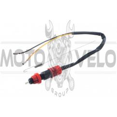Концевой выключатель педали заднего тормоза   Delta   KOMATCU   (mod.A), шт