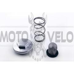 Крышка масляного фильтра 4T CB/CG 125/150 (+фильтр, пружина) KOMATCU (mod.A)