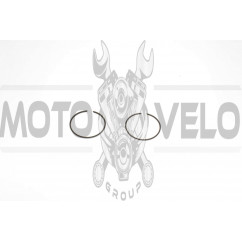 Кольца   Honda DIO 50   .STD  (Ø39,00)   SUNY   (mod.A), компл.