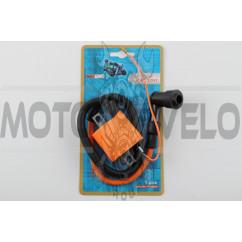 Катушка зажигания (тюнинг) 4T CG125/150 (оранжевая, +насвечник)
