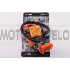 Катушка зажигания (тюнинг) Yamaha JOG (оранжевая) STAGE-9