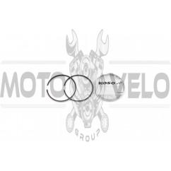 Кольца Honda DIO ZX 50 0,75 (Ø40,75) KOSO
